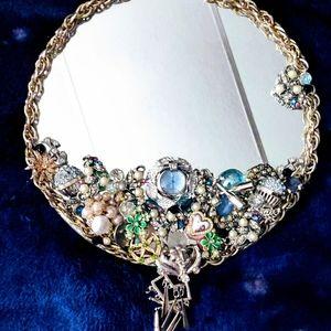 🎭 OOAK Handmade Mirror 🎭